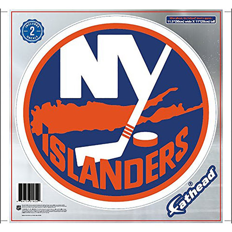 New York Islanders Fathead Team Logo