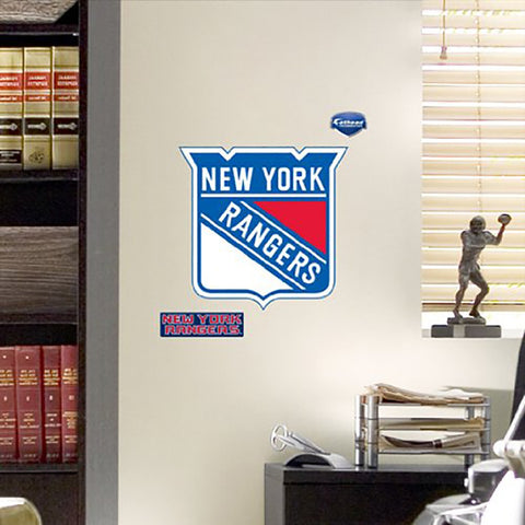 New York Rangers Fathead Team Logo