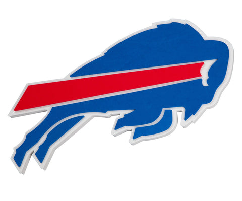 Buffalo Bills 3D Foam Logo