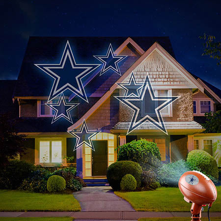 Dallas Cowboys Team Pride Projection Light