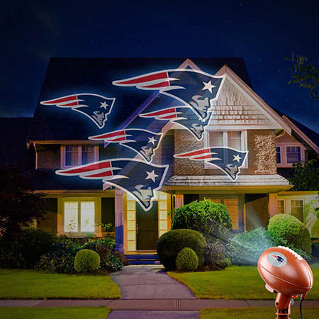 New England Patriots Team Pride Projection Light