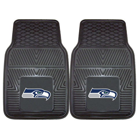 Seattle Seahawks Front Vinyl Car Mats