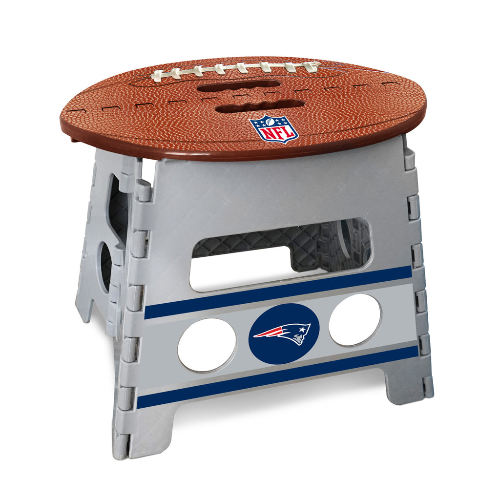 New England Patriots Step Stool
