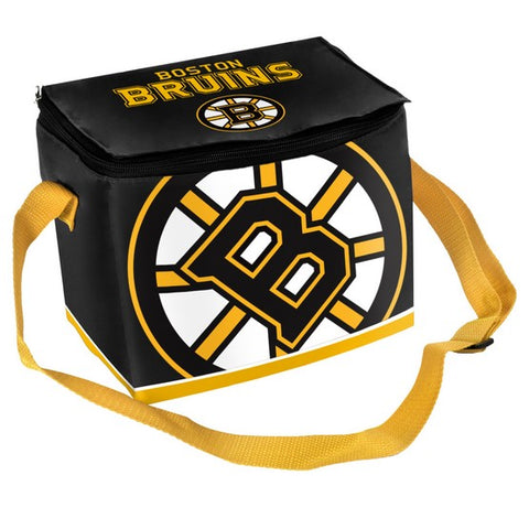Boston Bruins 12 Pack Big Logo Insulated Lunch Bag