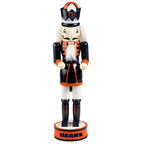 "Chicago Bears 14"" Team Nutcracker"