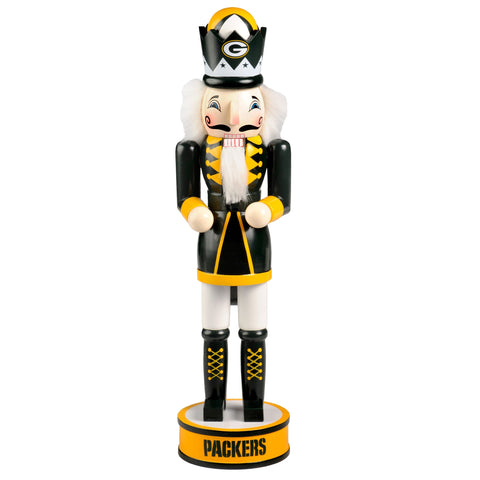 "Green Bay Packers 14"" Team Nutcracker"
