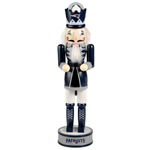 "New England Patriots 14"" Team Nutcracker"
