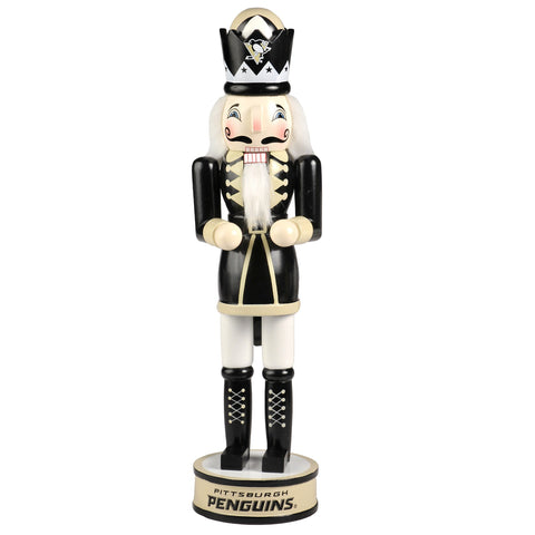 "Pittsburgh Penguins 14"" Team Nutcracker"