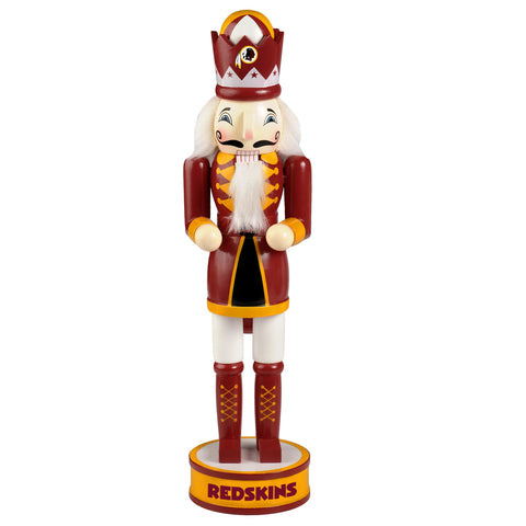 "Washington Redskins 14"" Team Nutcracker"