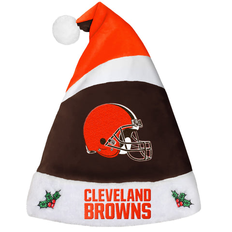 Cleveland Browns Basic Santa Hat