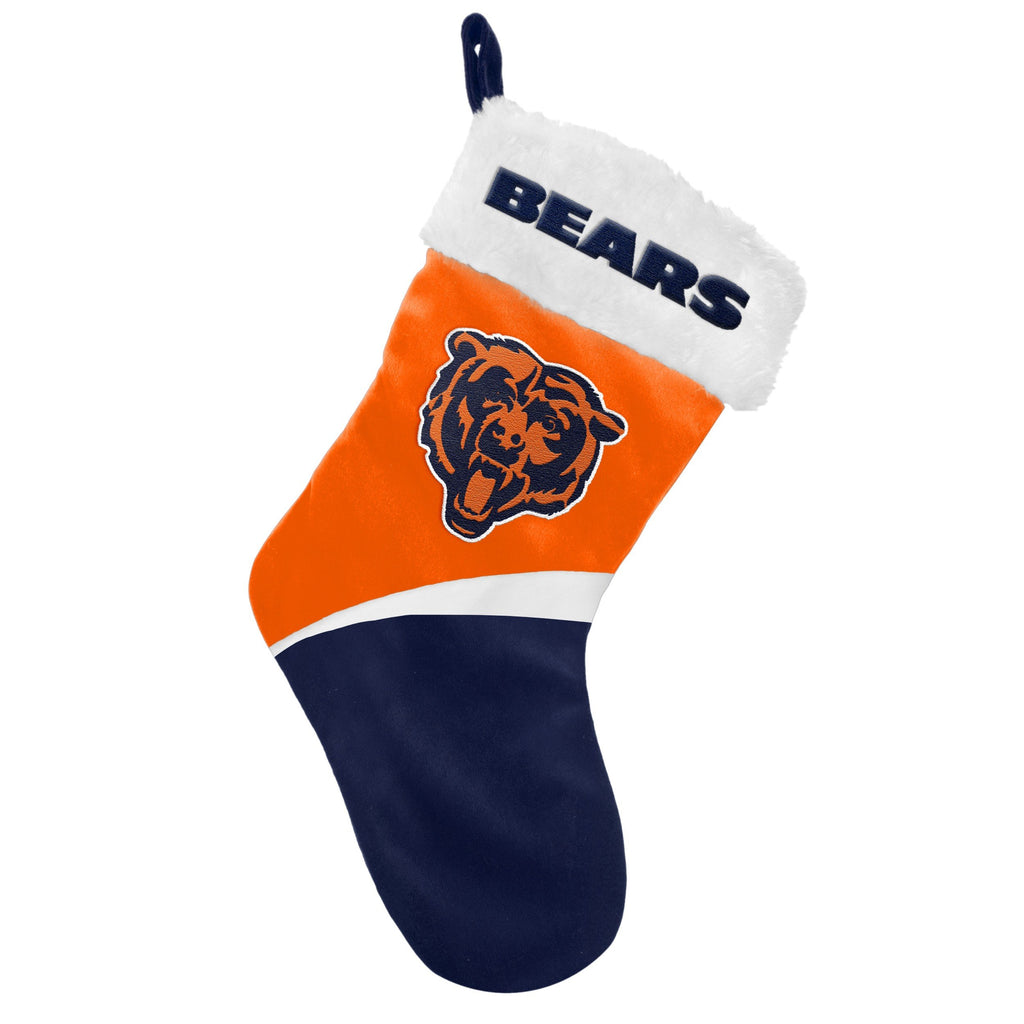 Chicago Bears Basic Santa Stocking