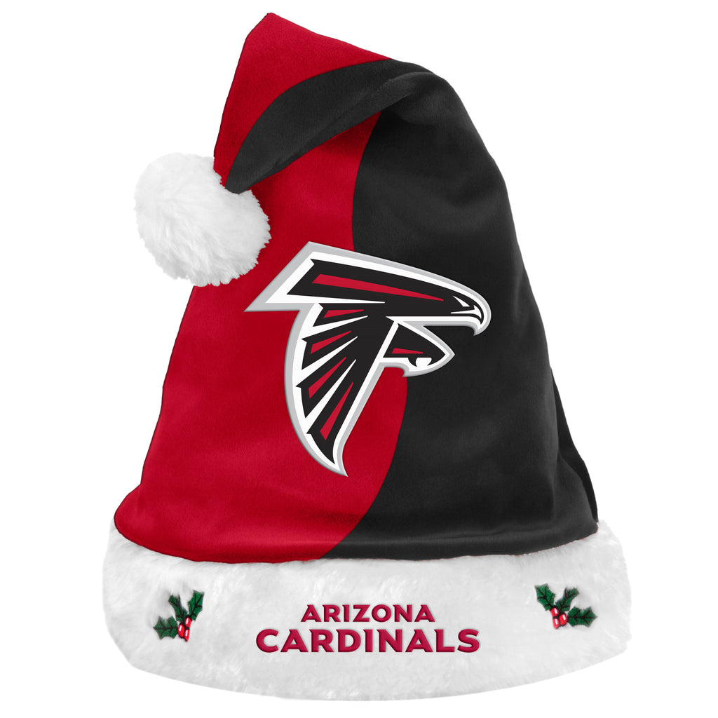 Atlanta Falcons 2017 Basic Santa Hat