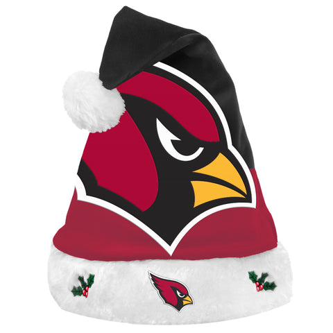 Arizona Cardinals Basic Santa Hat