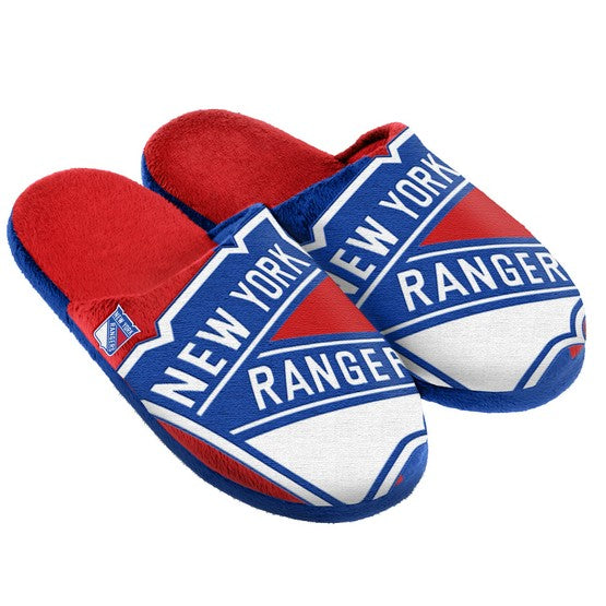 New York Rangers 1Dz Split Color Slide