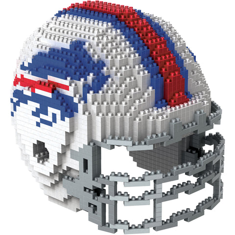 Buffalo Bills 3D Helmet Puzzle BRXLZ