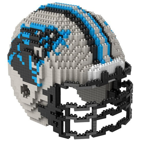 Carolina Panthers 3D Helmet Puzzle BRXLZ