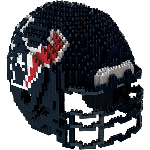 Houston Texans 3D Helmet Puzzle BRXLZ
