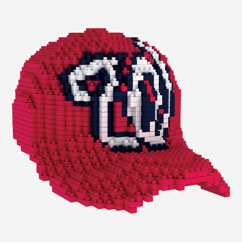 Washington Nationals 3D Helmet Puzzle BRXLZ