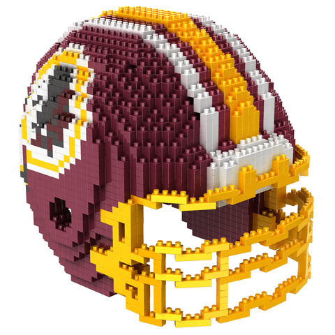 Washington Redskins 3D Helmet Puzzle BRXLZ