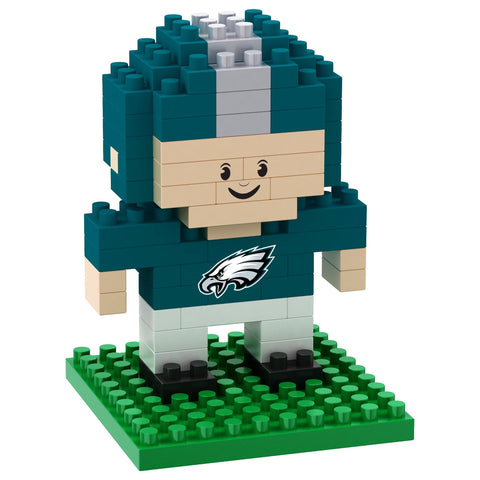 Philadelphia Eagles 3D Player Puzzle BRXLZ