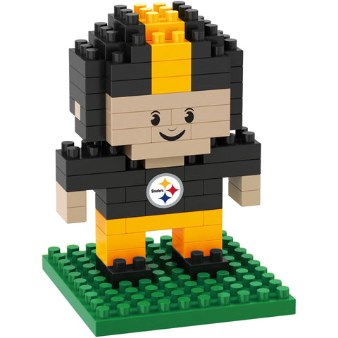 Pittsburgh Steelers 3D Player Puzzle BRXLZ