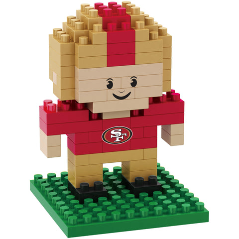 San Francisco 49ers 3D Player Puzzle BRXLZ
