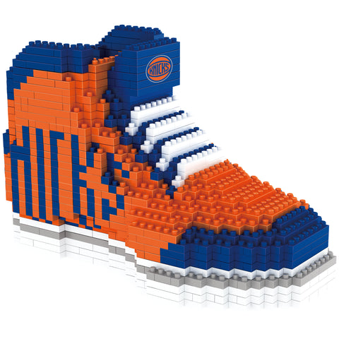 New York Knicks 3D Sneaker Puzzle BRXLZ