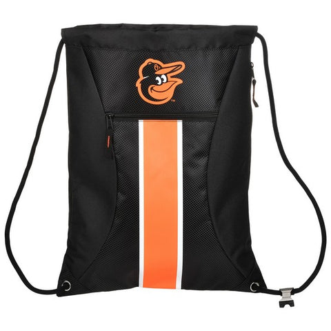 Baltimore Orioles Big Stripe Zipper Draw