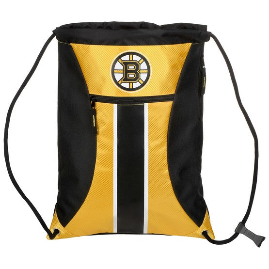 Boston Bruins Big Stripe Zipper Draw