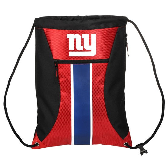 New York Giants Big Stripe Zipper Draw