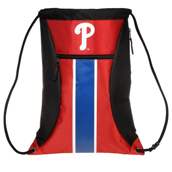 Philadelphia Phillies Big Stripe Zipper Draw
