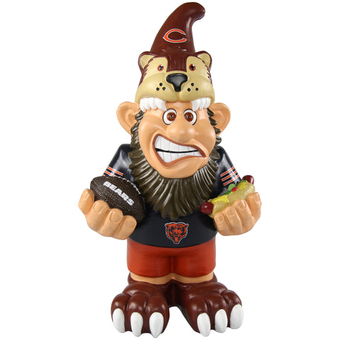 Chicago Bears Caricature Gnome