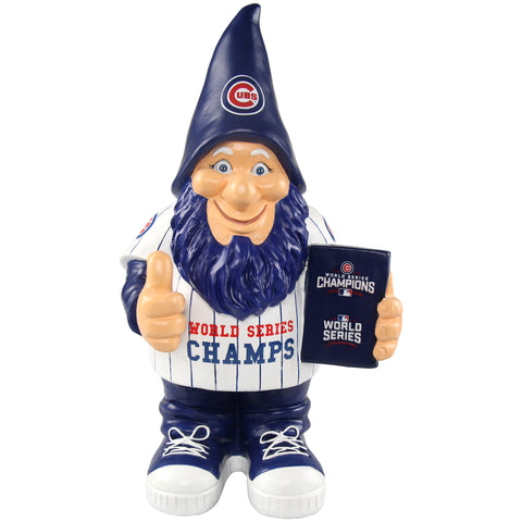 Chicago Cubs Caricature Gnome