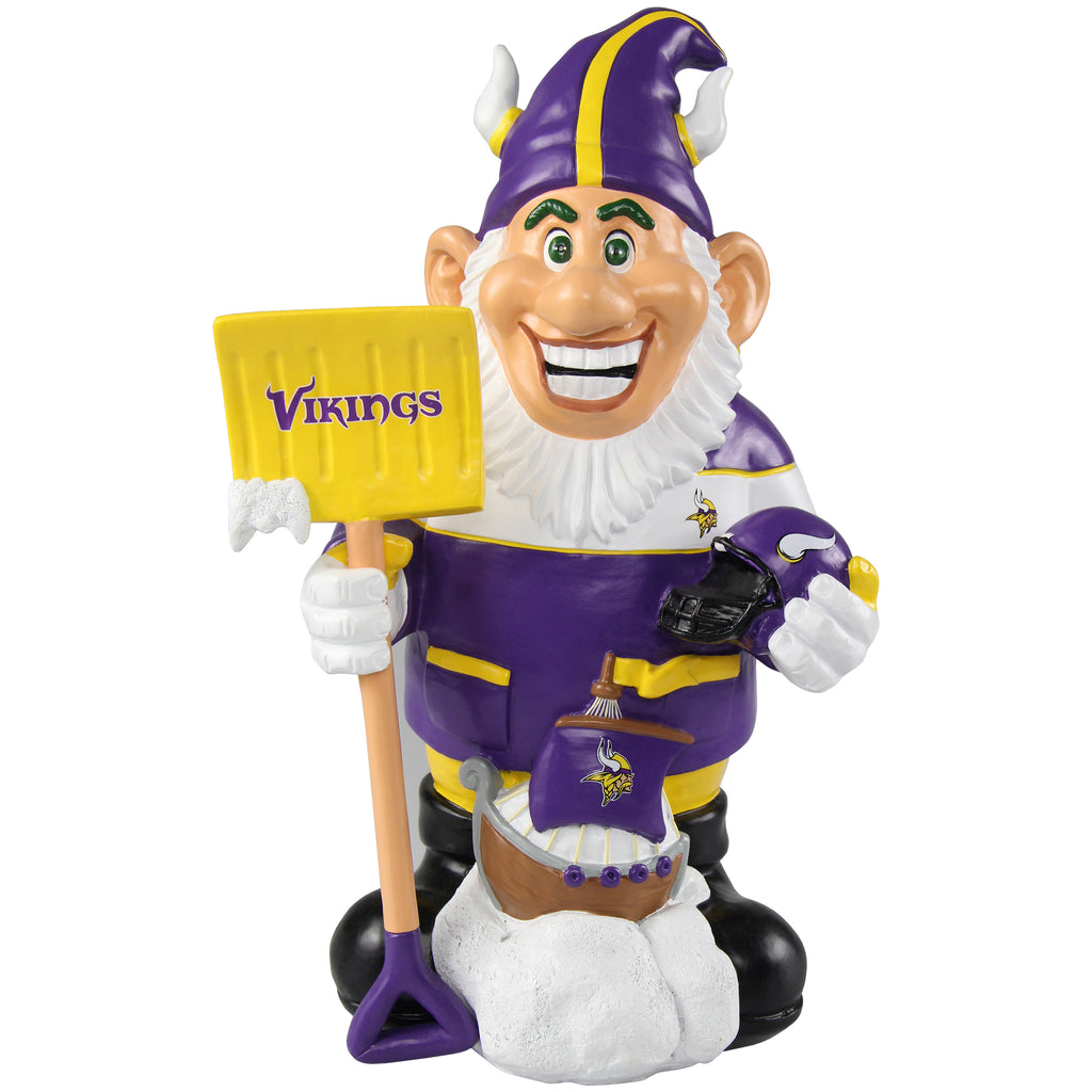Minnesota Vikings Caricature Gnome
