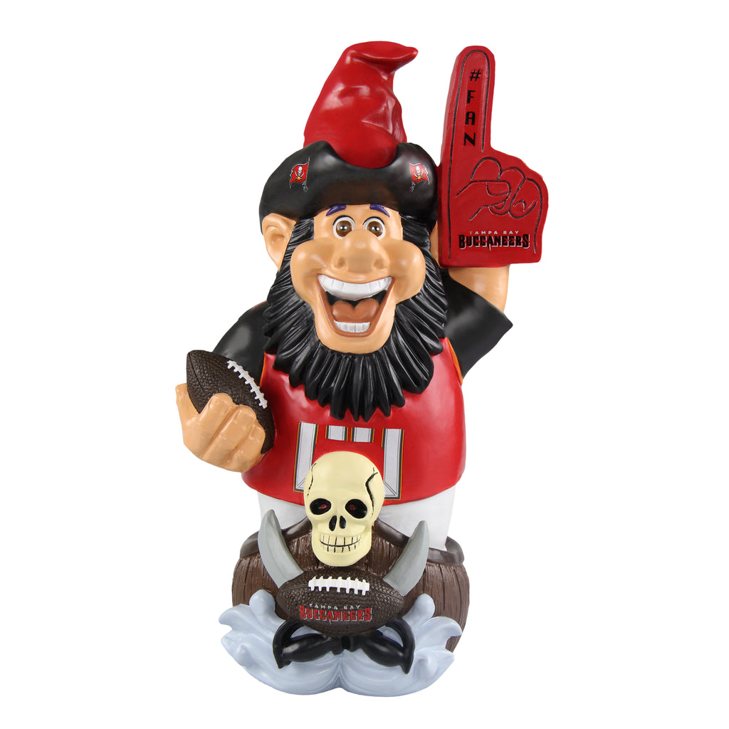 Tampa Bay Buccaneers Caricature Gnome