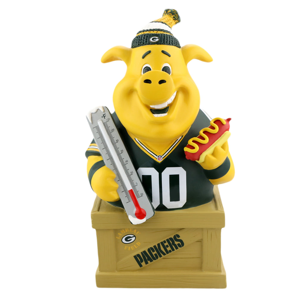 Green Bay Packers Caricature Piggy Bank