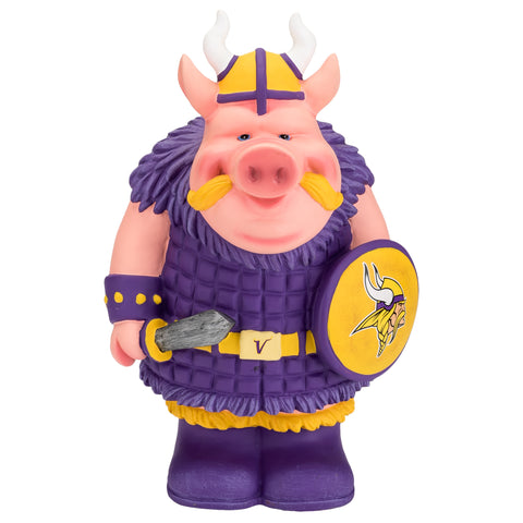 Minnesota Vikings Caricature Piggy Bank