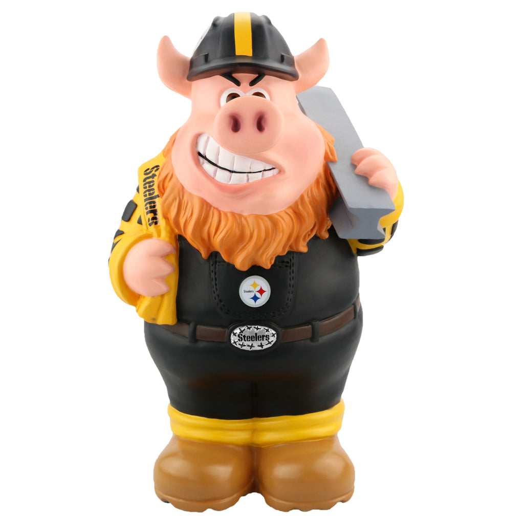 Pittsburgh Steelers Caricature Piggy Bank