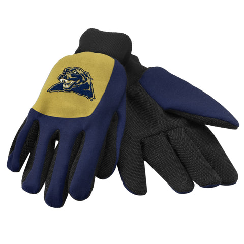Pittsburgh Panthers Color Block Utility Gloves