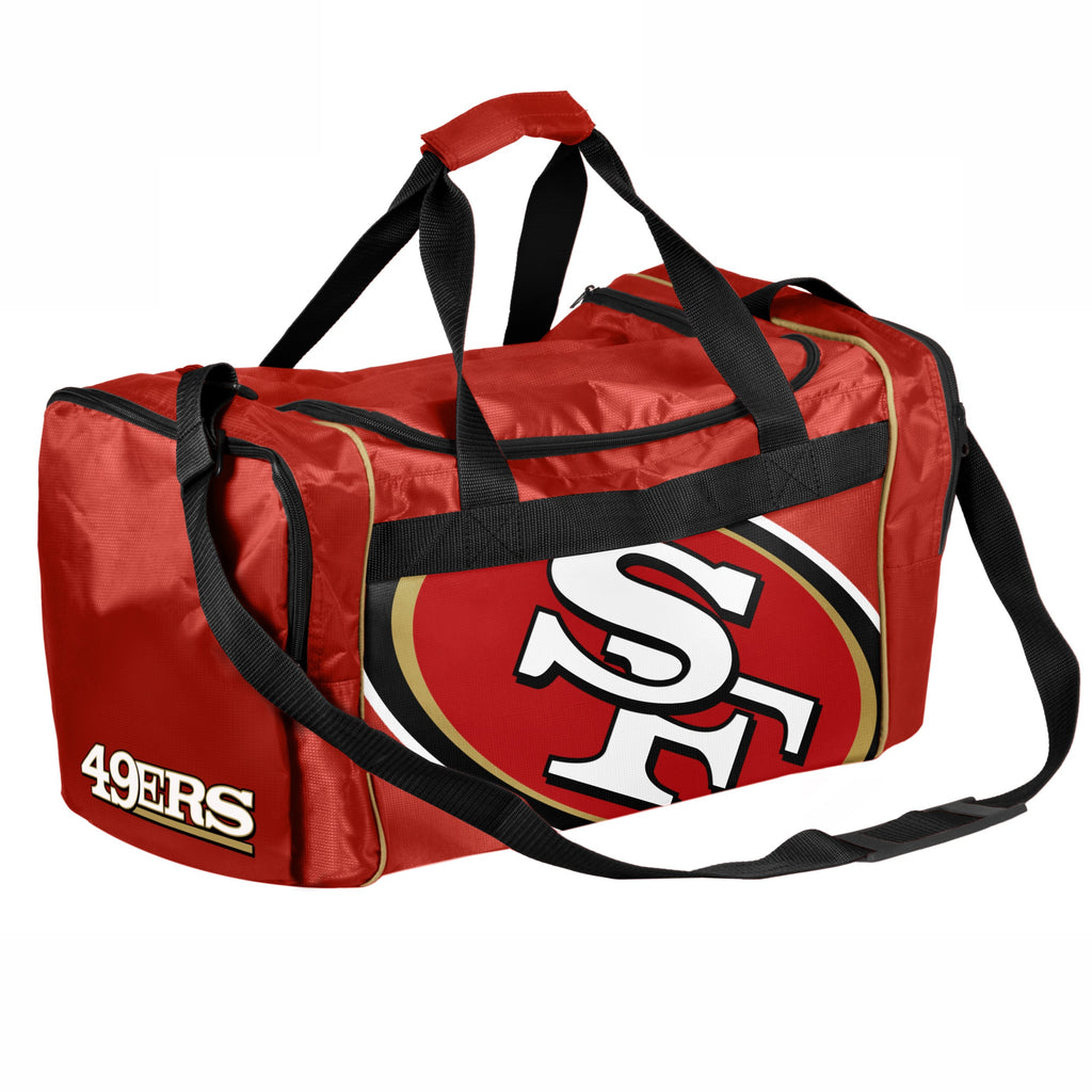 San Francisco 49ers Core Duffle Bag
