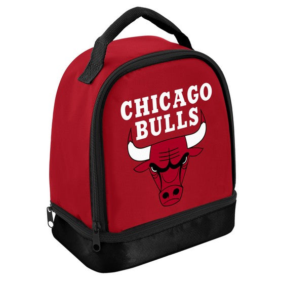 Chicago Bulls Compartment Lunch Bag