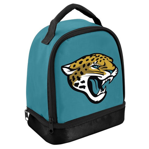 Jacksonville Jaguars Compartment Lunch Bag