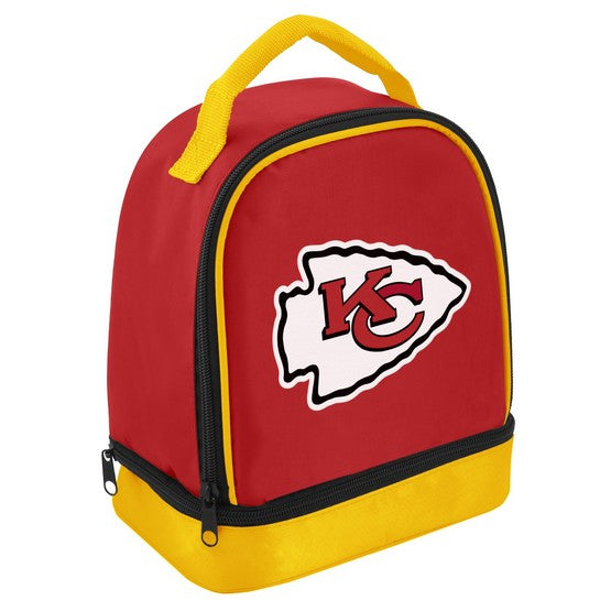 Kansas City Chiefs Compartment Lunch Bag