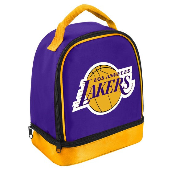 Los Angeles Lakers Compartment Lunch Bag