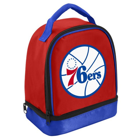 Philadelphia 76ers Compartment Lunch Bag