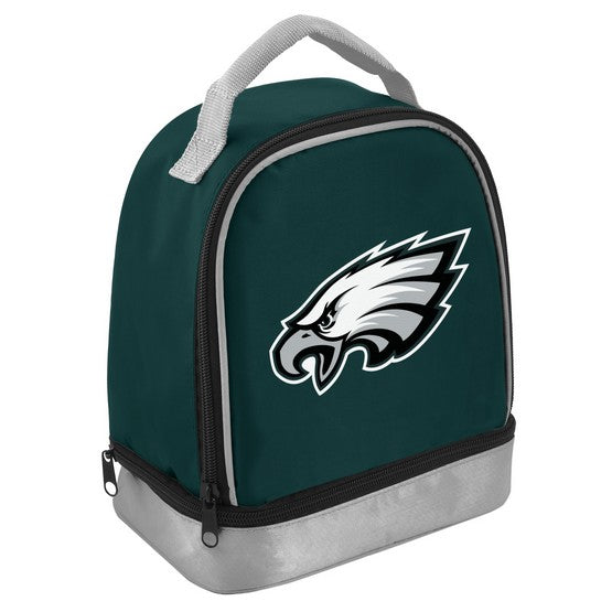 Philadelphia Eagles Compartment Lunch Bag