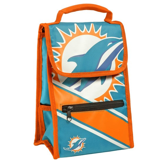 Miami Dolphins Convertible Lunch Cooler