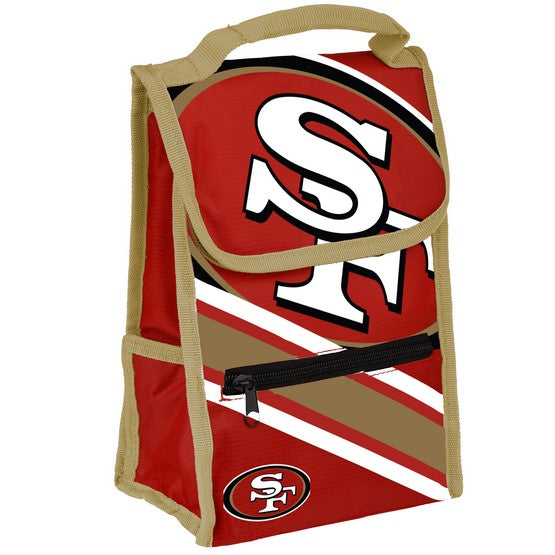 San Francisco 49ers Convertible Lunch Cooler