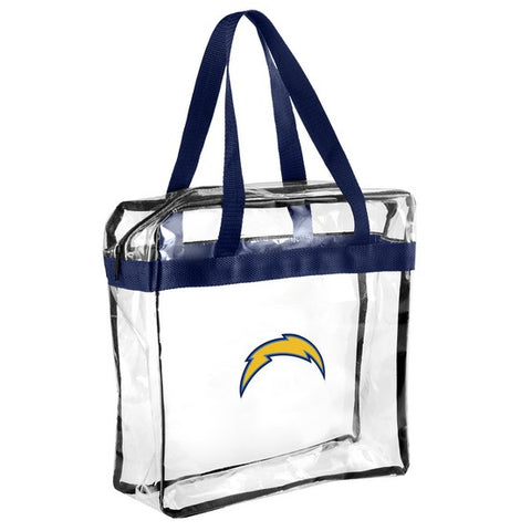Los Angeles Chargers Clear Messenger Bag