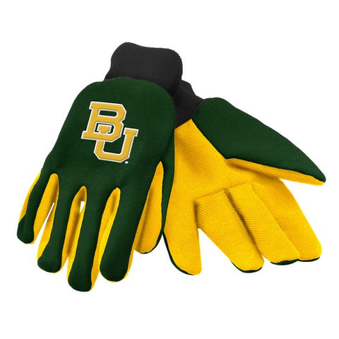 Baylor Bears Colored Palm Glove
